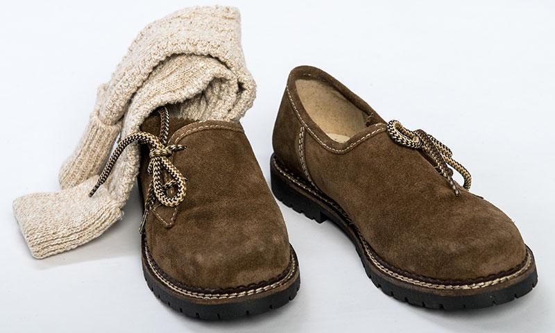 Angebot Haferlschuhe & Socken