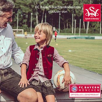 FC Bayern Kollektion von Spieth & Wendsky