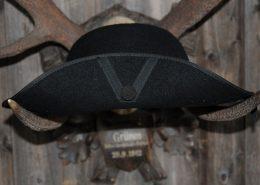 Trachtenhut Schwarz