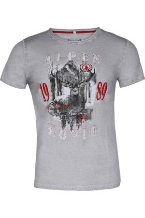 Marjo T-Shirt Christian Silber