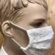 Mund-Nasenschutz, Behelfsmaske Braut
