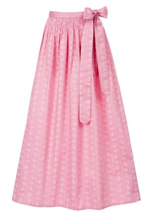 Dirndlschürze rosa Stockerpoint